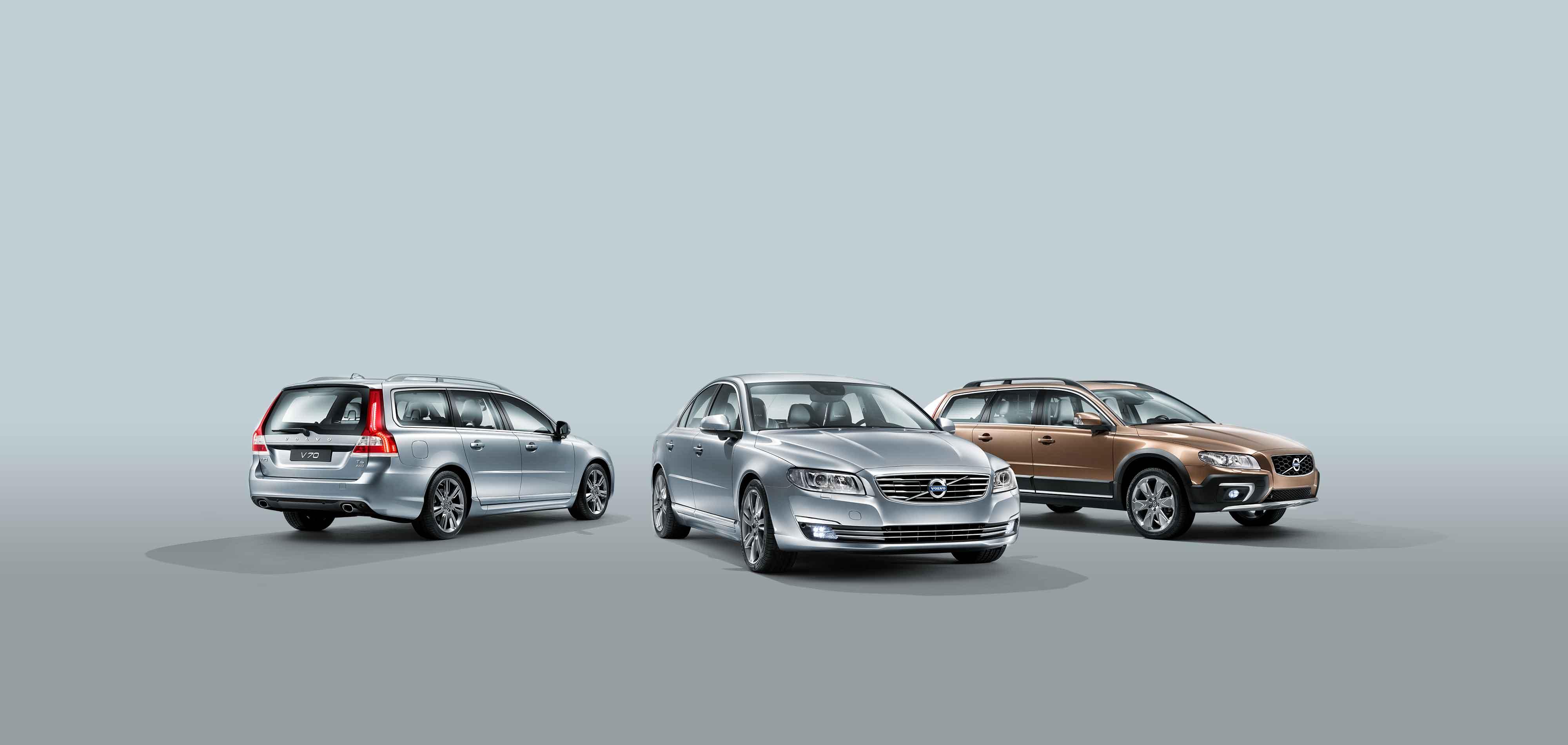 """AKCIJA """"4+, 6+, 8+. Originalios dalys – originali kokybė. Bet kokio amžiaus """"Volvo""""."""