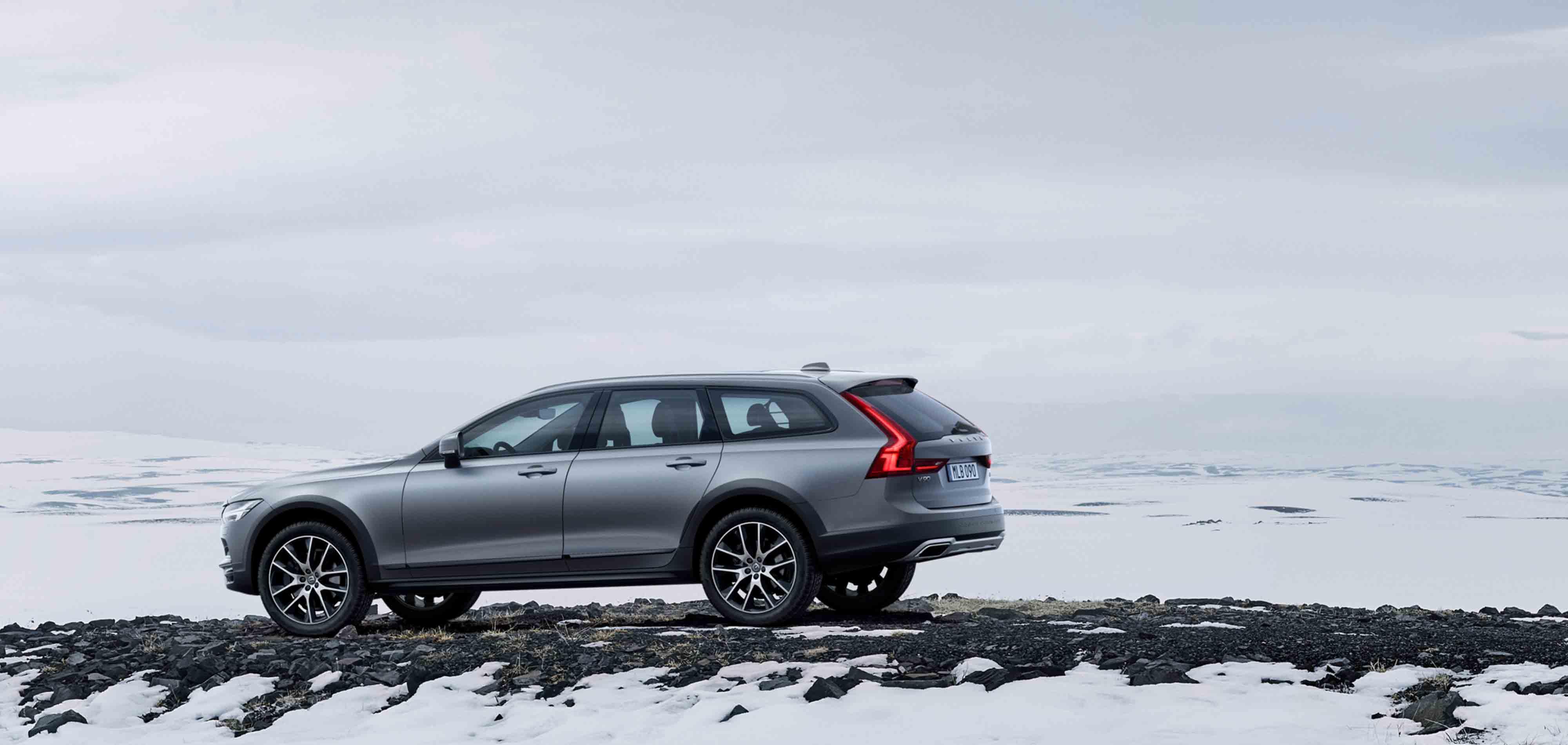 """""""Volvo"""" pasiūlymai žiemos kelionėms"""