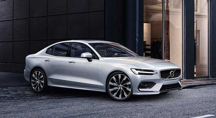 Naujasis Volvo S60