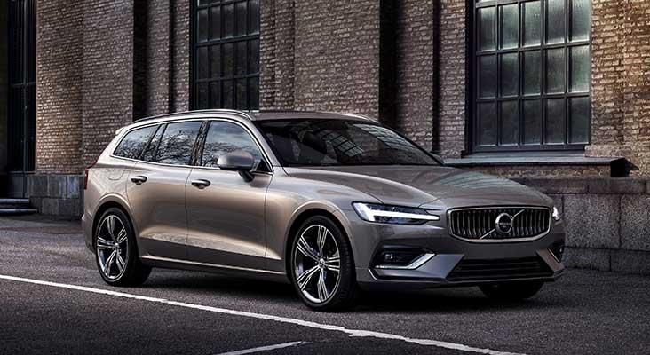 Naujasis Volvo V60